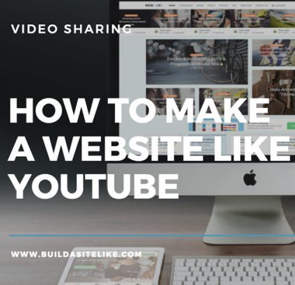 The Ultimate Beginners Guide to Building a Video Sharing Website