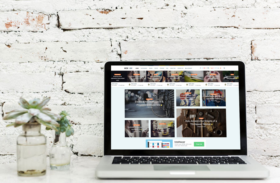 how to make your own website like youtube