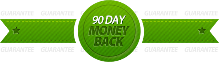 90-Days Money Back Guarantee