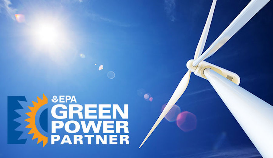 EPA-Greenpower partner