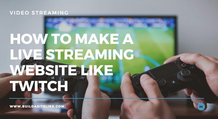 streaming website how to
